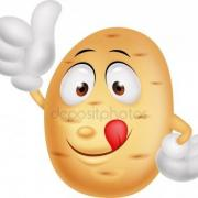 Depositphotos 27381701 potato cartoon thumb up