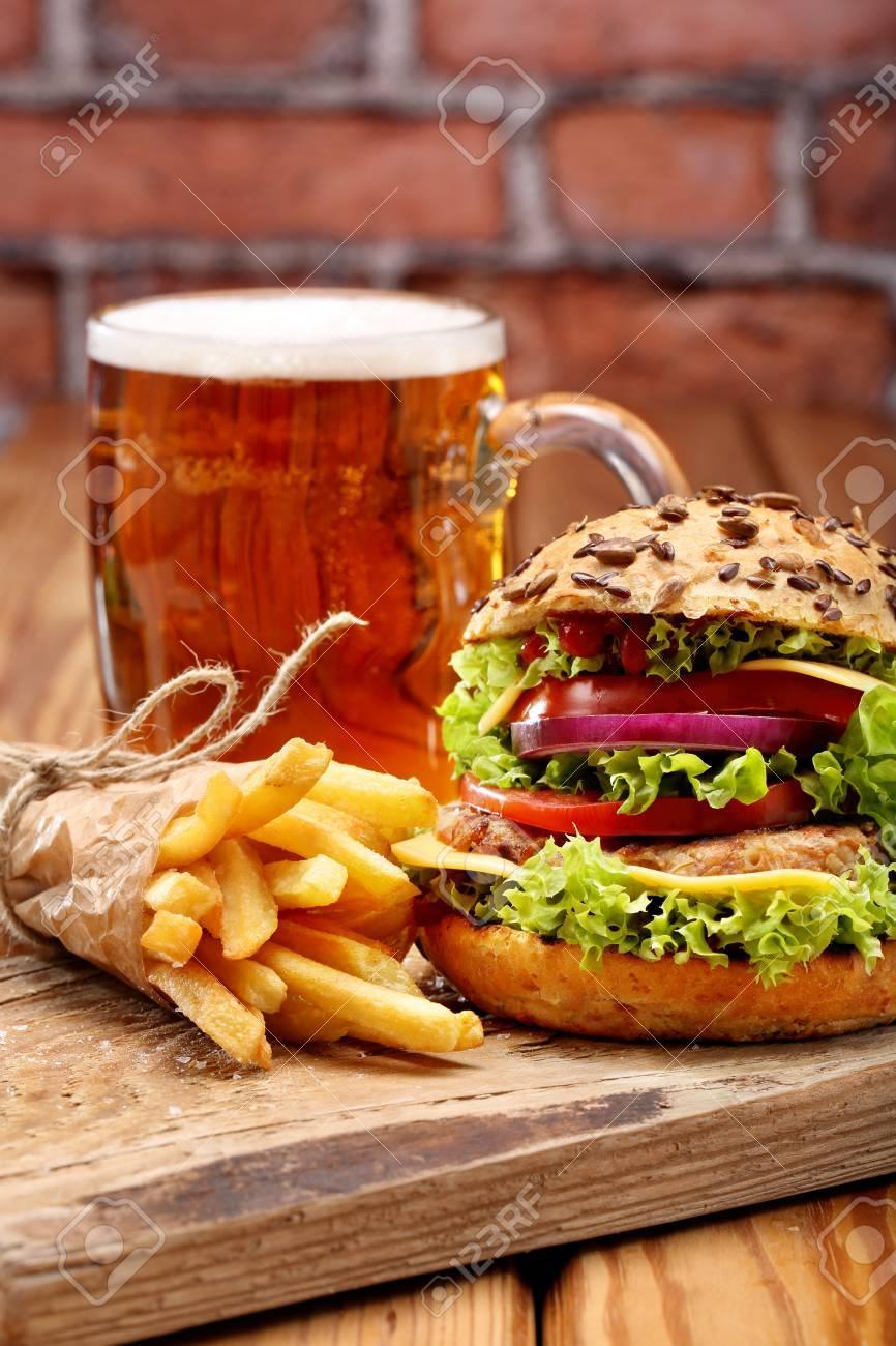 Hamburger Frites 25 septembre