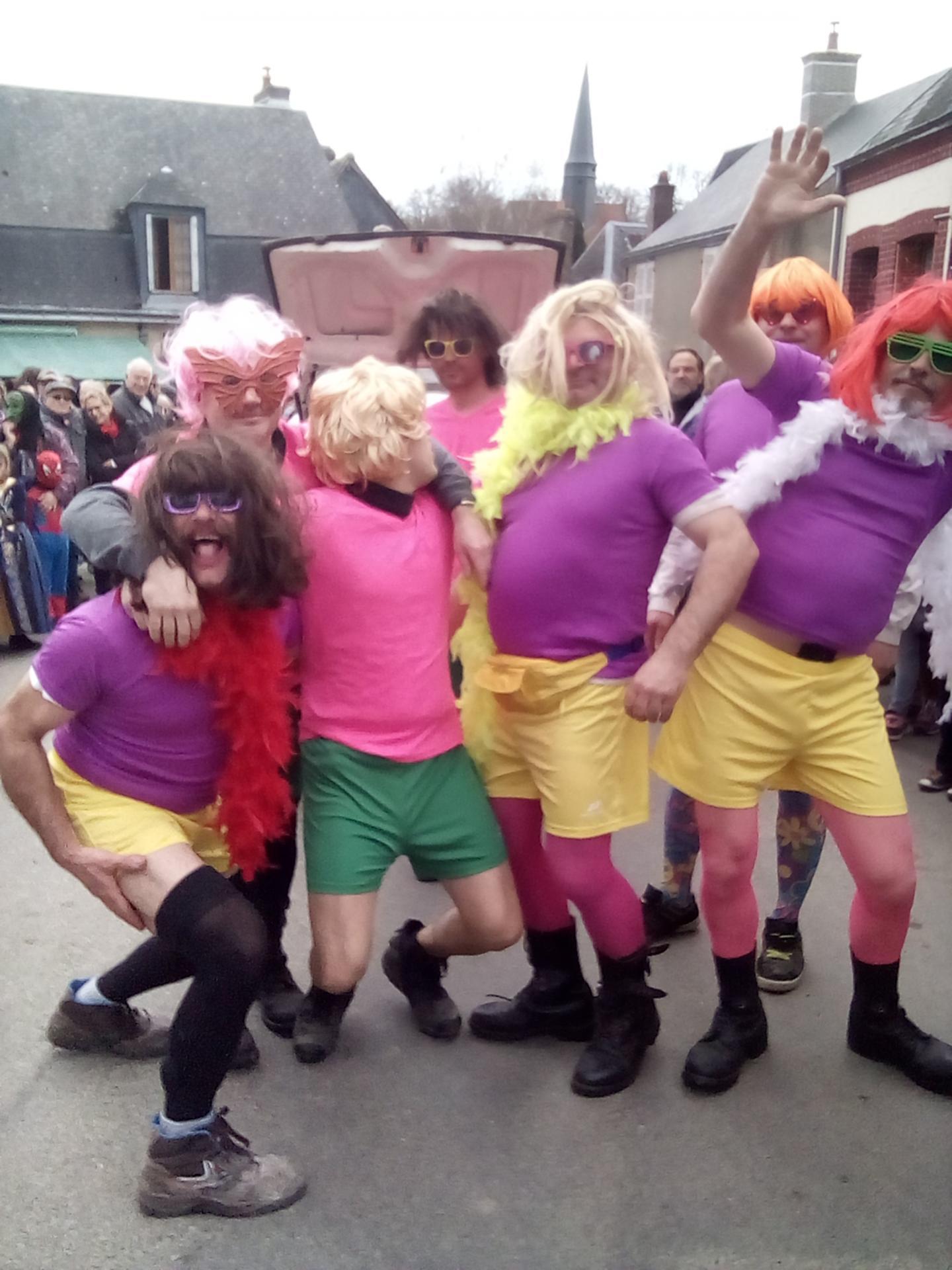 Défilé carnaval le 23 février 2020